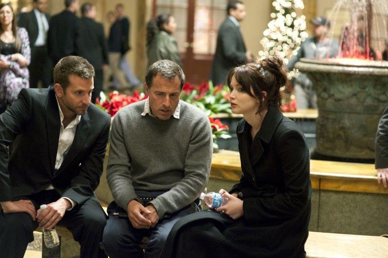 Il lato positivo - Silver Linings Playbook: Bradley Cooper sul set ...