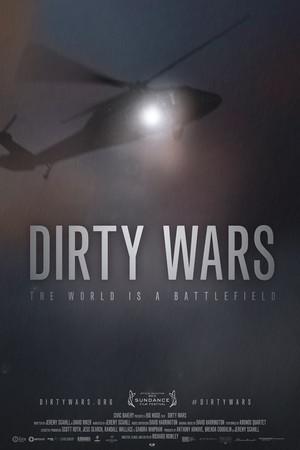 Dirty Wars: la locandina del film