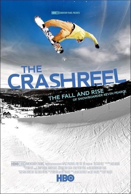 The Crash Reel: la locandina del film