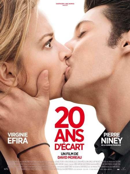 20 ans d\'écart: la locandina del film