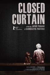 Closed Curtain: la locandina del film