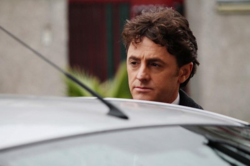 Johnny: una foto dal set della web series