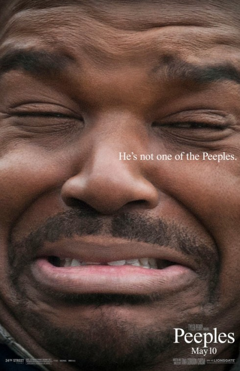 Tyler Perry Presents Peeples: Character Poster per Craig Robinson