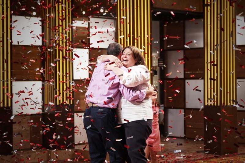 Masterchef 2: Tiziana Stefanelli  festeggia la vittoria
