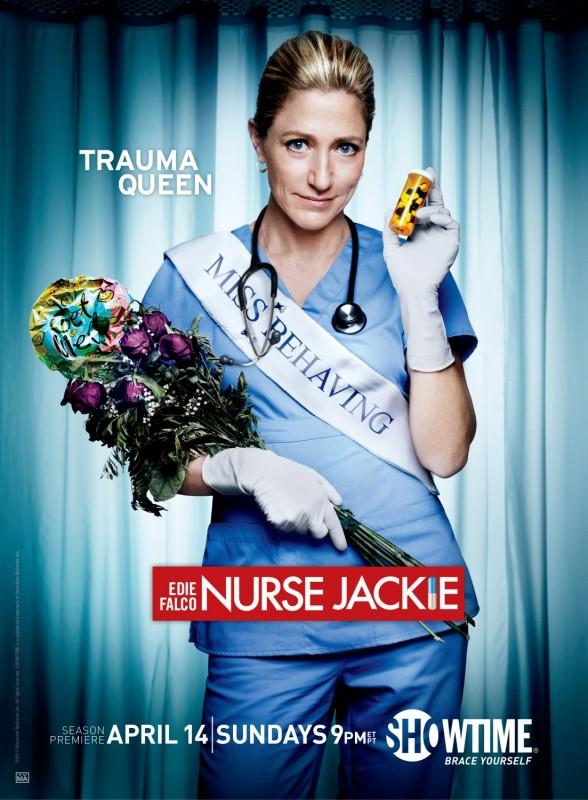 Nurse Jackie: un poster della stagione 5