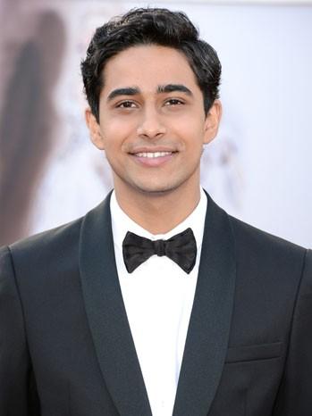 Oscar 2013: Suraj Sharma sul red carpet