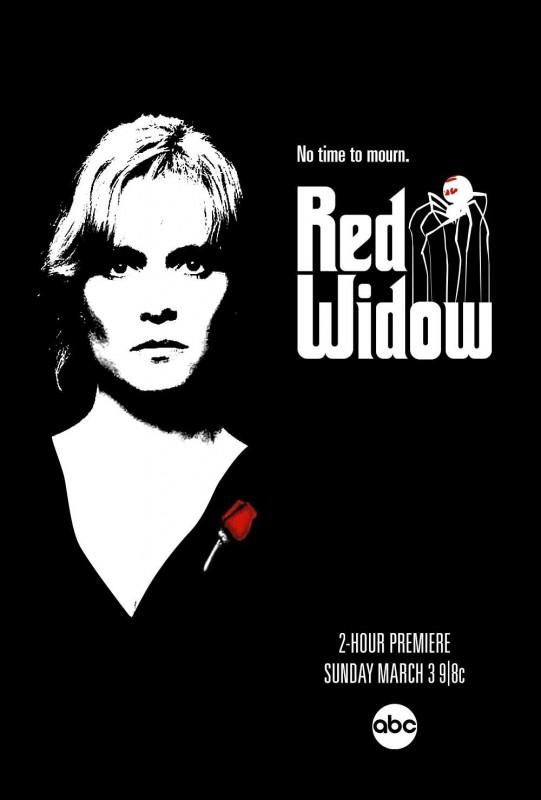 Red Widow: un nuovo poster della serie ABC