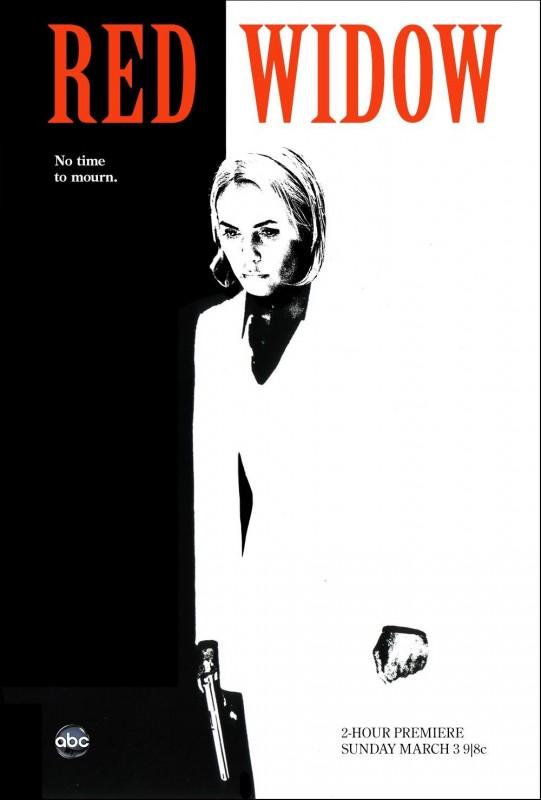Red Widow: uno dei nuovi poster della serie ABC