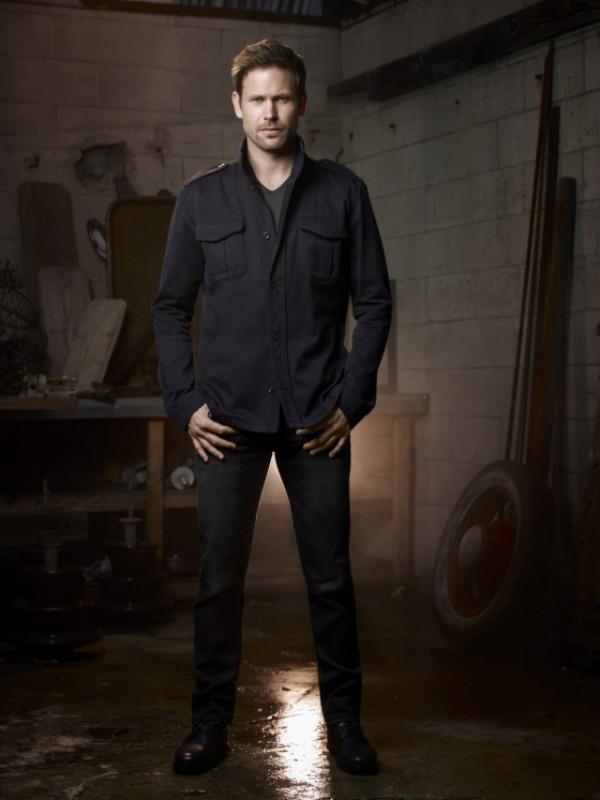 Cult: Matt Davis in una foto promozionale della serie
