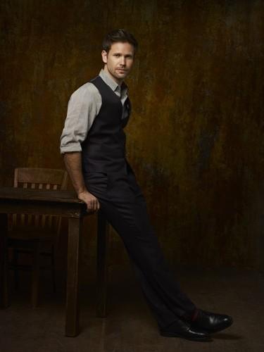Cult: Matt Davis in una immagine promozionale della serie