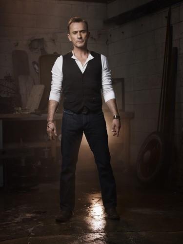 Cult: Robert Knepper in una immagine promozionale della serie