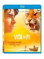 La copertina di Vita di Pi (blu-ray)