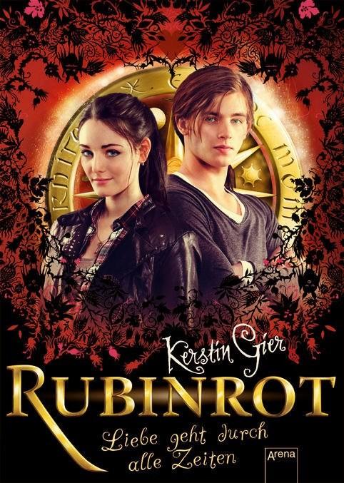 Rubinrot: la locandina del film