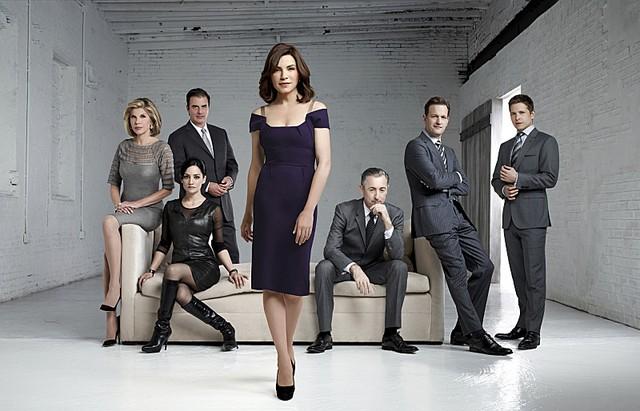 The Good Wife: il cast della stagione 4 in un'immagine promozionale