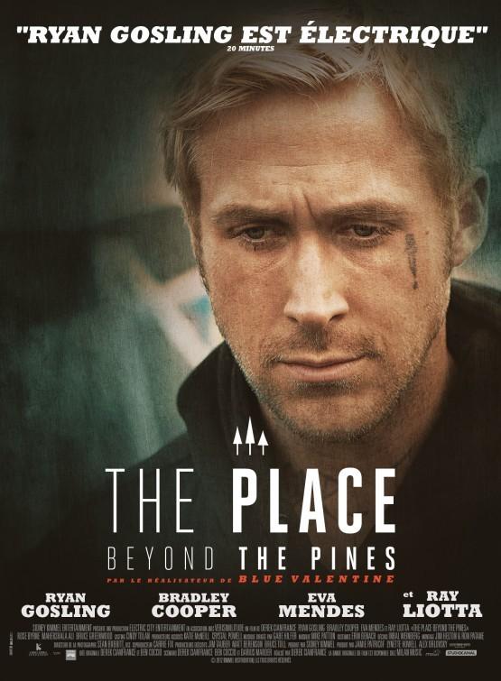 Come un tuono: character poster francese per Ryan Gosling