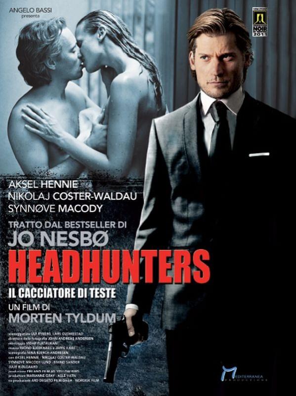 Headhunters: una locandina italiana del film