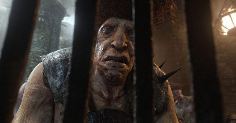 Il cacciatore di giganti: uno dei mostruosi protagonisti del film
