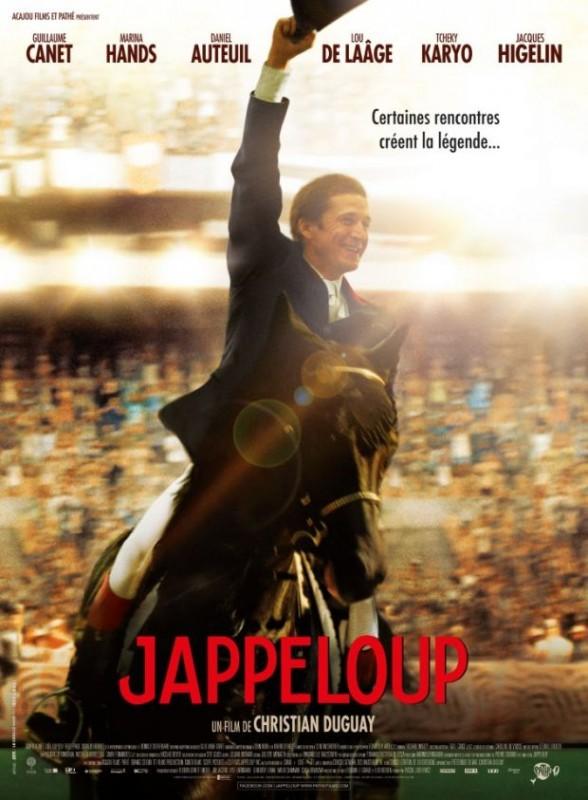 Jappeloup: la locandina del film