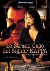 Lo strano caso del signor Kappa: la locandina del film