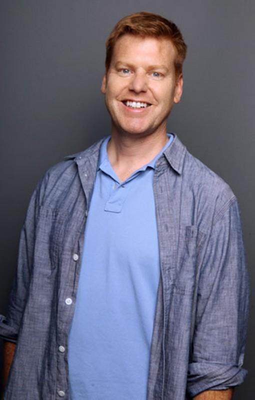 Il regista John Kahrs in una foto promozionale