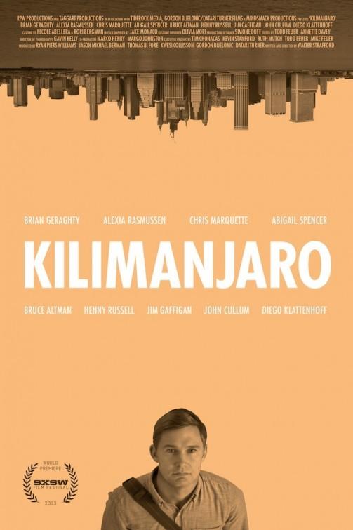 Kilimanjaro: la locandina del film
