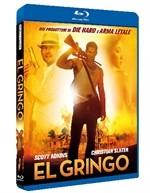 La copertina di El Gringo (blu-ray)