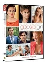 La copertina di Gossip Girl - Stagione 5 (dvd)