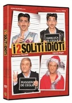 La copertina di I 2 soliti idioti (dvd)
