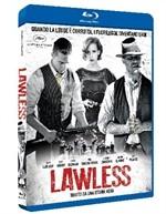 La copertina di Lawless (blu-ray)