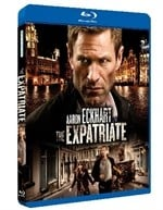 La copertina di The Expatriate (blu-ray)