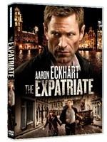 La copertina di The Expatriate (dvd)