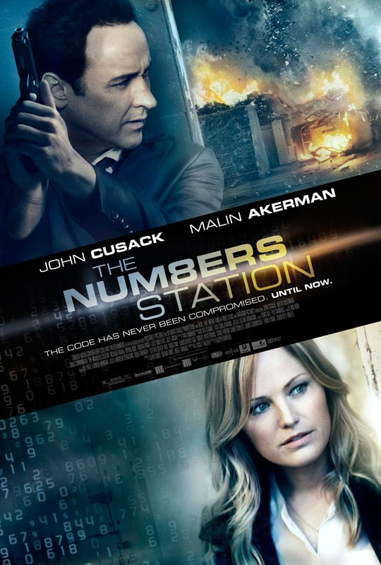 The Numbers Station: la nuova locandina del film