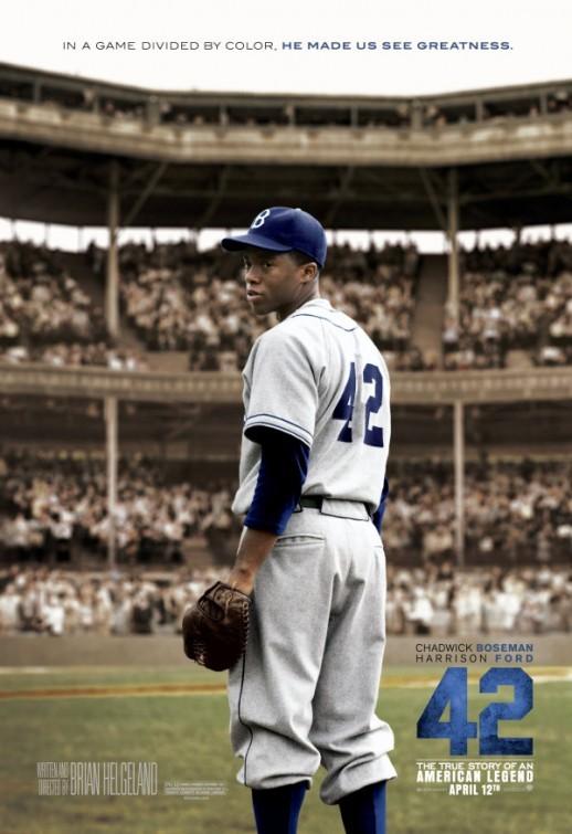 42: nuovo poster USA