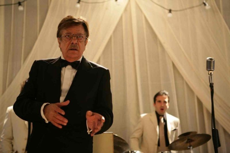AmeriQua: Giancarlo Giannini in una scena