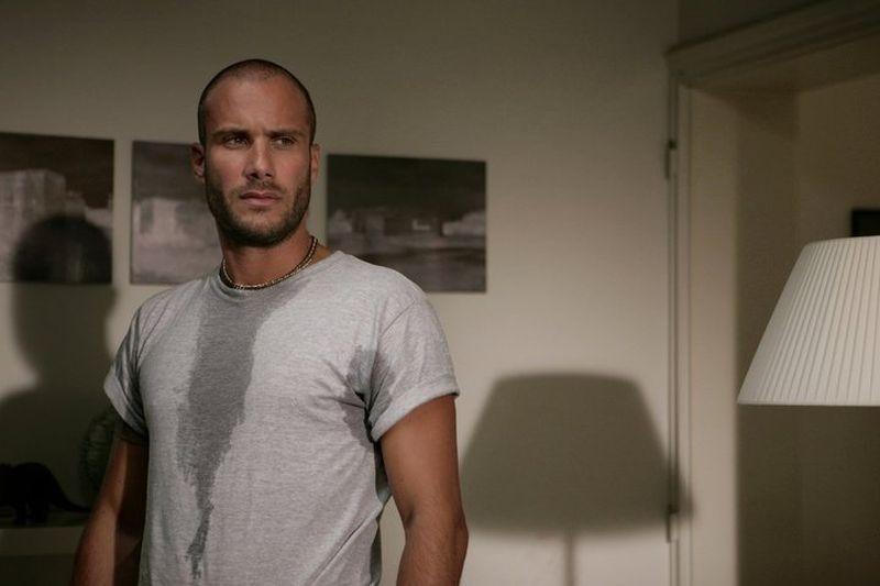 AmeriQua: Matteo Taranto sul set