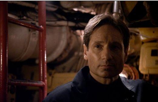 Phantom: David Duchovny in una scena del thriller ambientato durante la Guerra Fredda