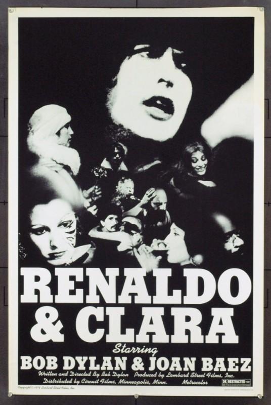 Rinaldo e Clara: la locandina del film