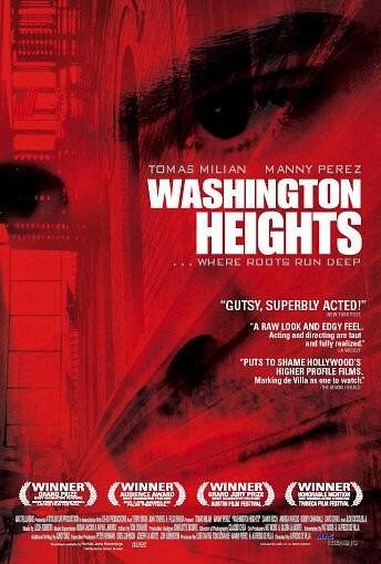 Washington Heights: la locandina del film