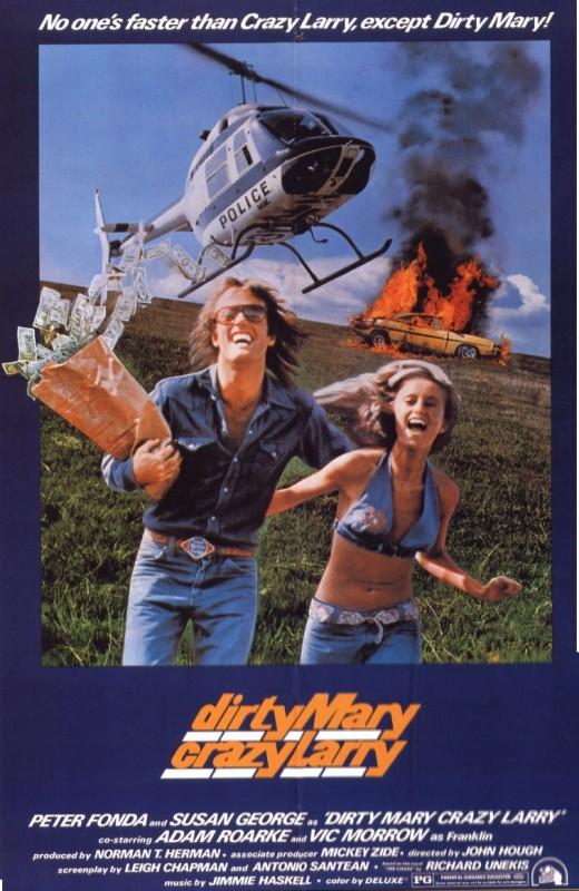 Zozza Mary, pazzo Gary: la locandina del film