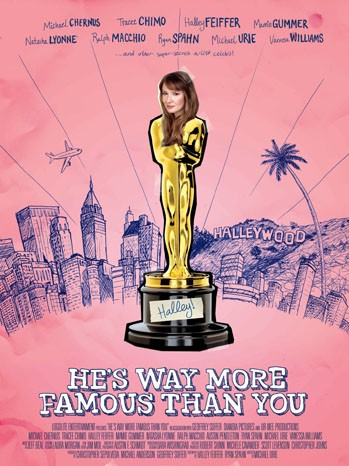 He\'s Way More Famous Than You: la locandina del film