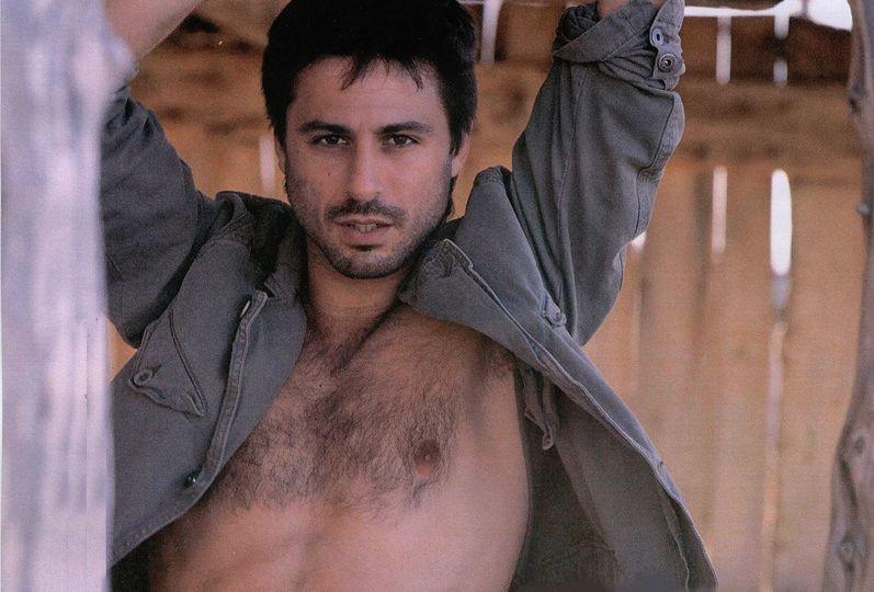 Hugo Silva, una foto dell'attore spagnolo