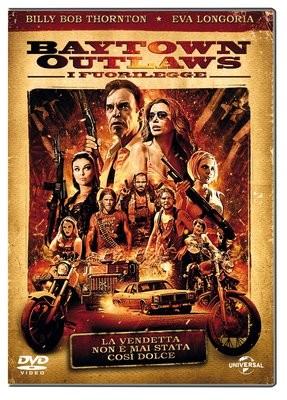 La copertina di The Baytown Outlaws (dvd)
