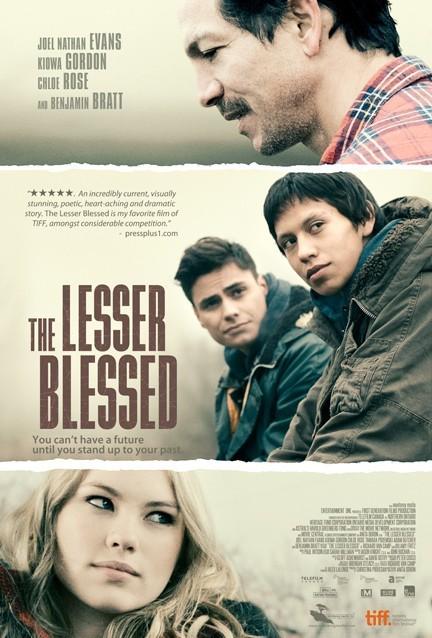 The Lesser Blessed: la locandina del film