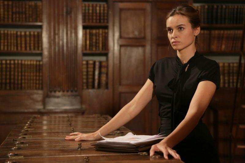 Benvenuto Presidente!: Kasia Smutniak in una scena