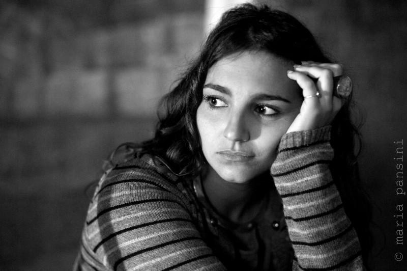 Bishonnen: La protagonista femminile della serie, Alessia Martino
