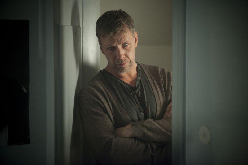 L'ipnotista: Mikael Persbrandt in un momento del film