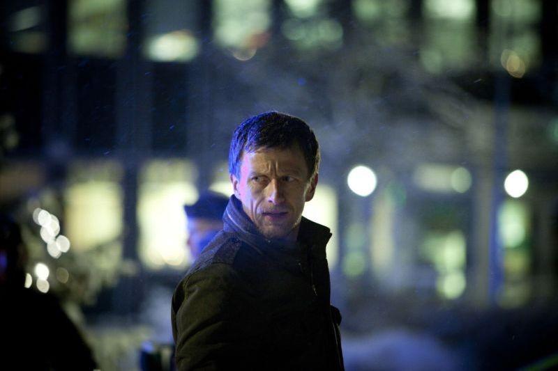L'ipnotista: Tobias Zilliacus nei panni di Joona in una scena del film
