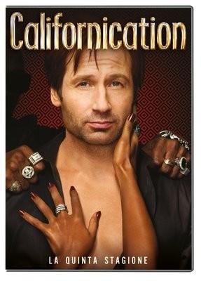 La copertina di Californication - Stagione 5 (dvd)