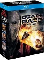 La copertina di Death Race Trilogy (blu-ray)