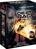La copertina di Death Race Trilogy (dvd)